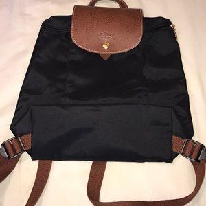 Authentic Longchamp Le Pliage Backpack